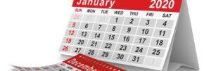 Kalenderen er opdateret
